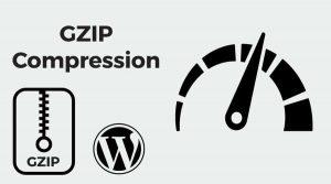 Gzip compresion